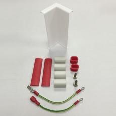 Innenecke 90° für Elektrische Heizleiste Pro-Classic Profil weiß