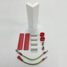 Außenecke  90° für Elektrische Heizleiste Pro-Classic Profil weiß