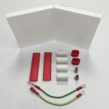 Flexible Innenecke für Elektrische Heizleiste Pro Classic Profil weiß